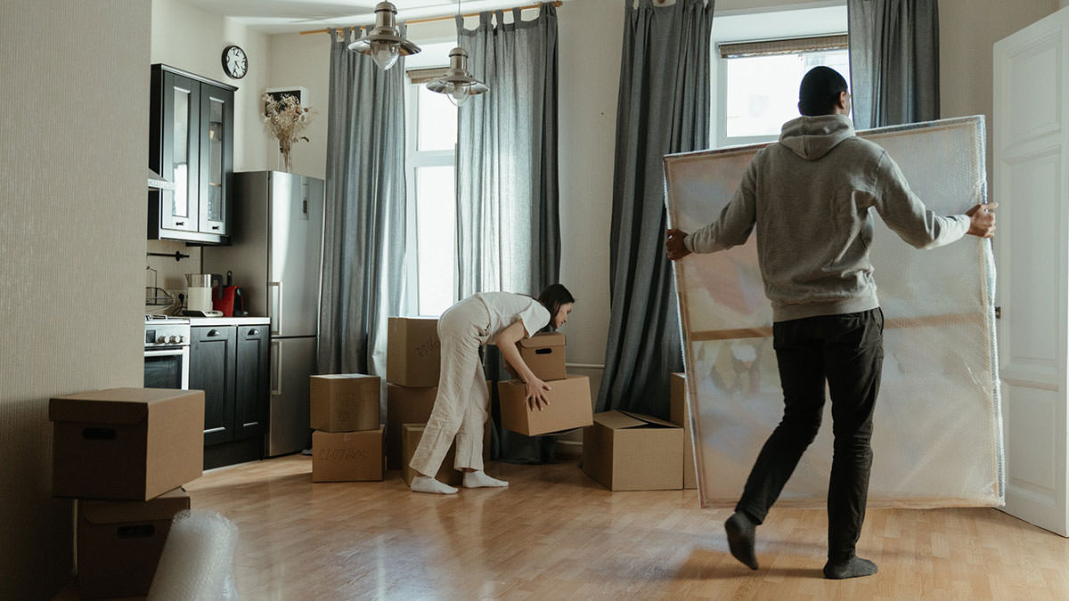 apartment shifting